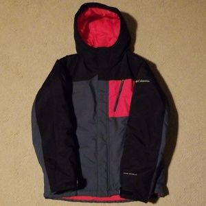 Columbia Waterproof Coat boys size 14/16